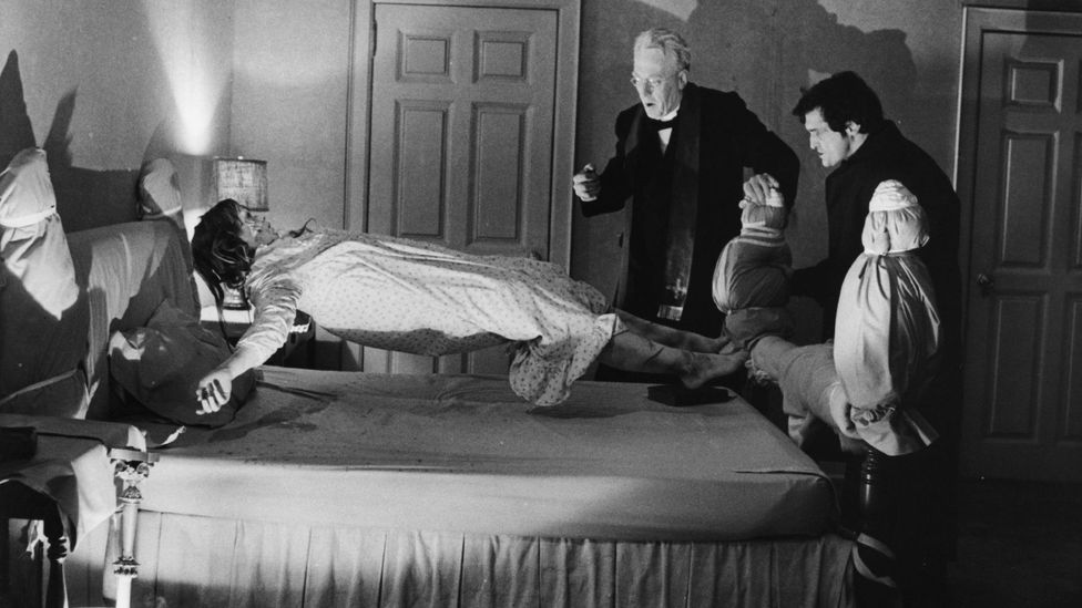 The Exorcist received 10 Academy Awards nominations, including best picture, in 1974 despite its shocking gore and profanities (Credit: Alamy)