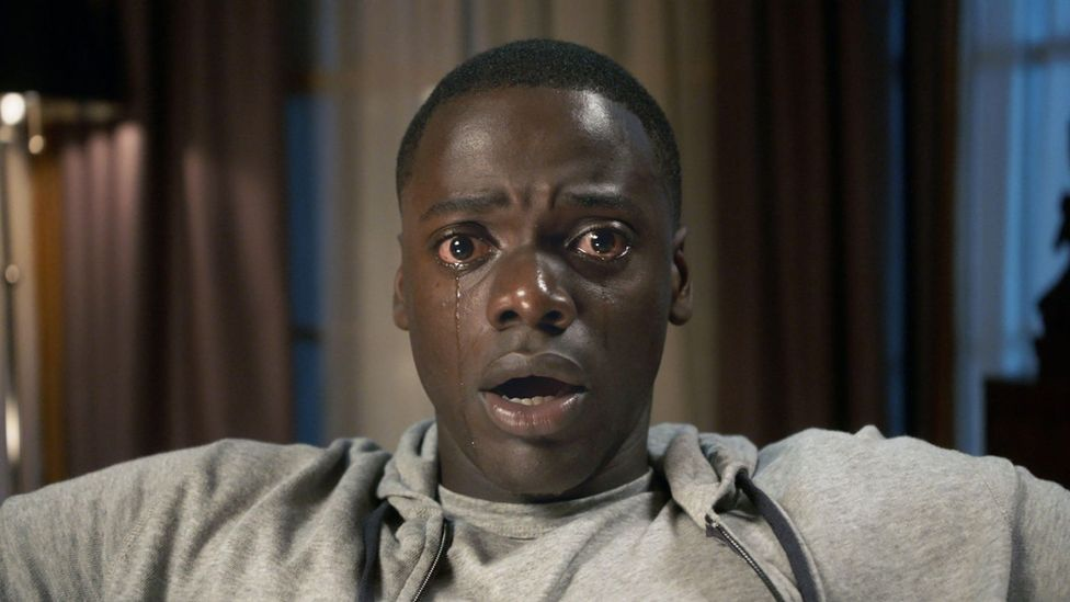 One of the most profitable films ever, with a worldwide gross of $255m (£190m) on a $4.5m (£3.4m) budget, Get Out was nominated for best picture at the Oscars (Credit: Alamy)