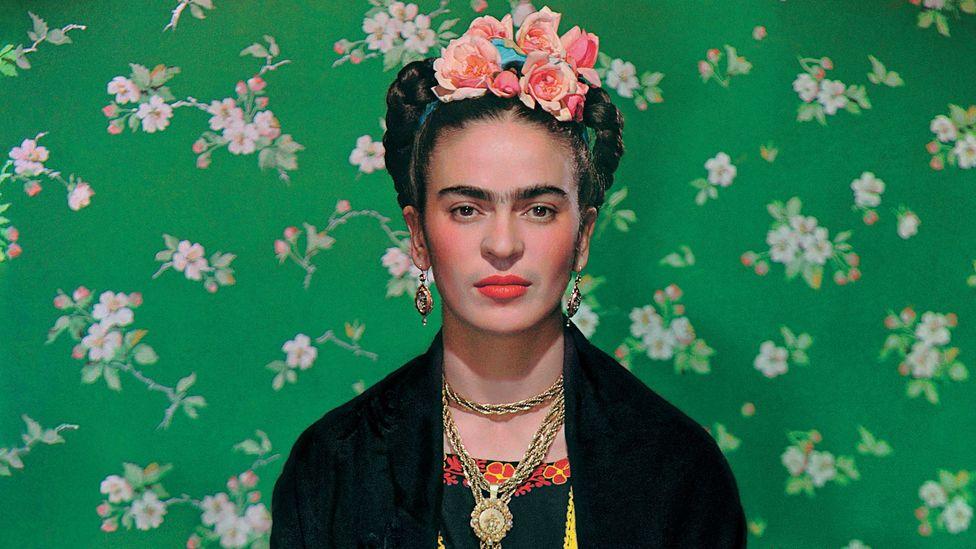 Frida Kahlo (Credit: Nickolas Muray / Victoria and Albert Museum)