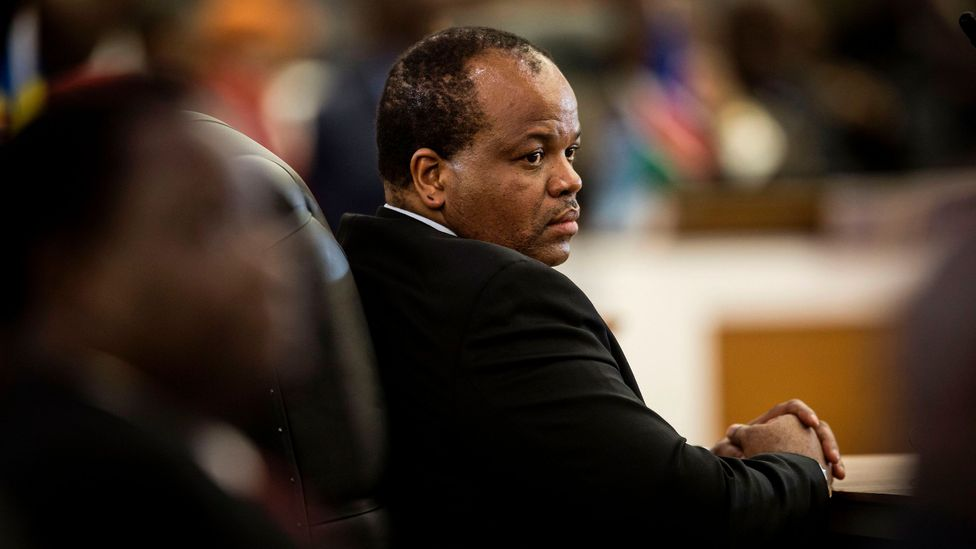 The change was announced 50 years after independence and on His Royal Highness, King Mswati III's 50th birthday (Credit: Getty Images)