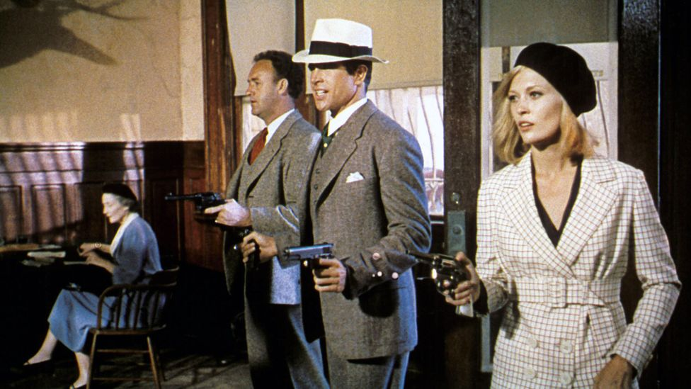 If it had been produced, Kaleidoscope's brutality may have pre-empted the stylised violence of films such as Bonnie and Clyde (Credit: Alamy)
