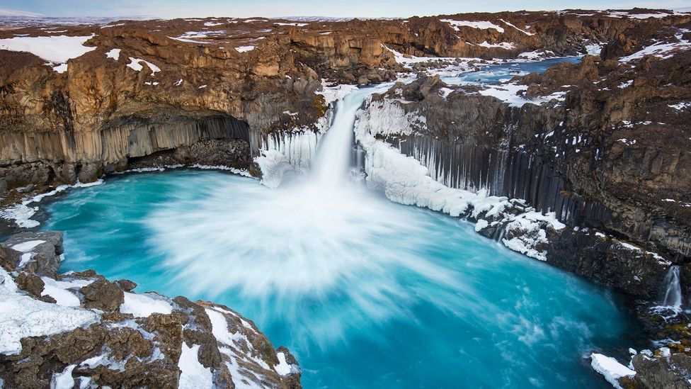 Iceland's climate is well-suited to keep the hot computers needed for cryptocurrency mining cool (Credit: Getty Images)