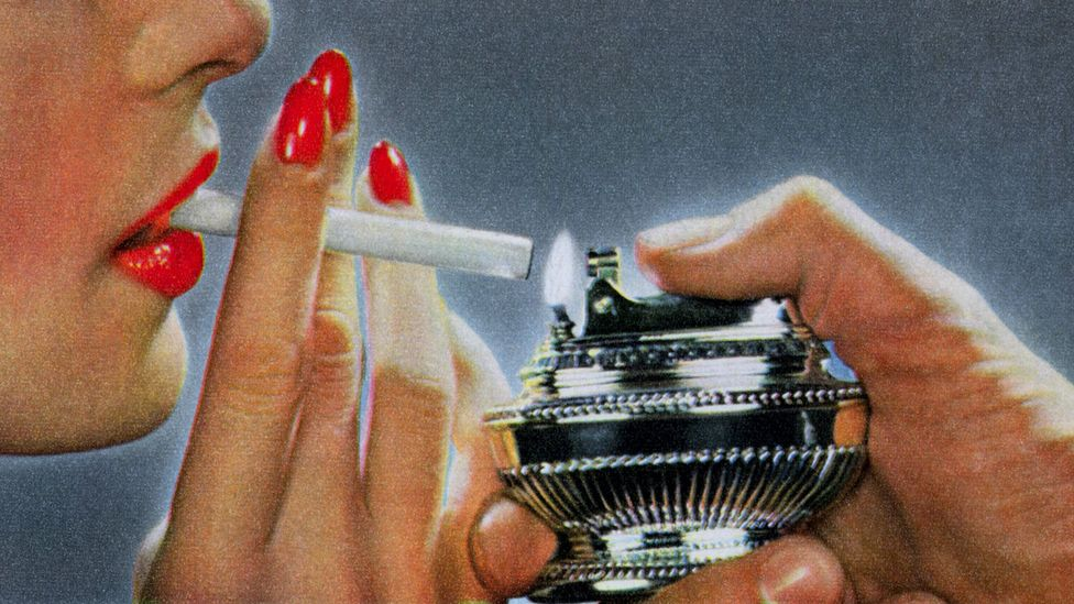 Research suggests that smoking may damage women's DNA more easily than men's (Credit: Ronson /Alamy)