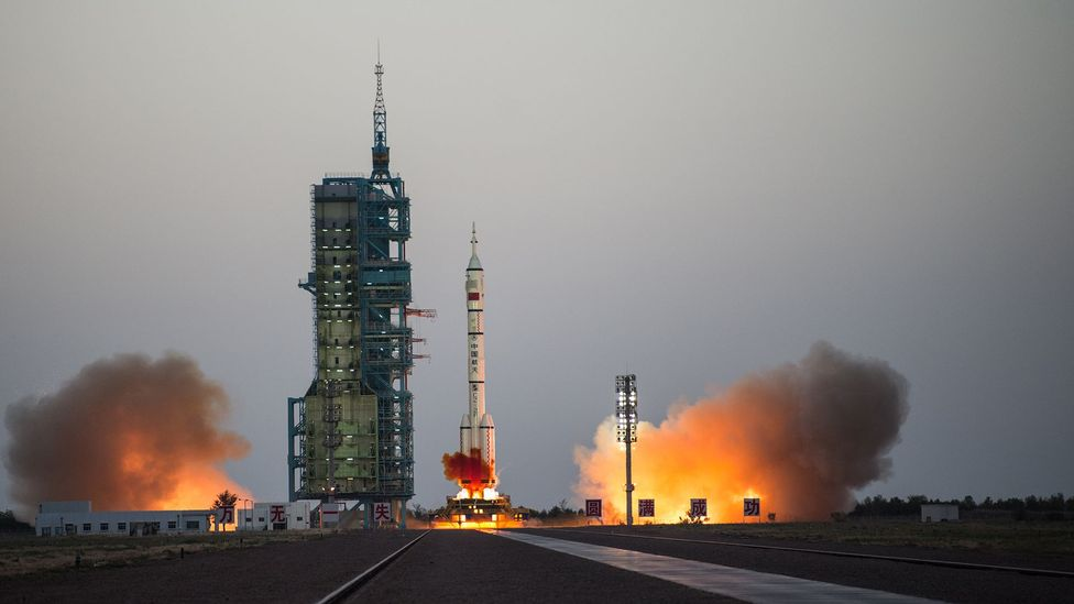 China has announced ambitious space exploration plans, including a mission to the far side of the Moon (Credit: Getty Images)