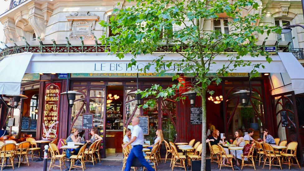 Paris' bistro culture is at the centre of a new, high-profile campaign for Unesco Intangible Cultural Heritage status (Credit: Vivian Song)