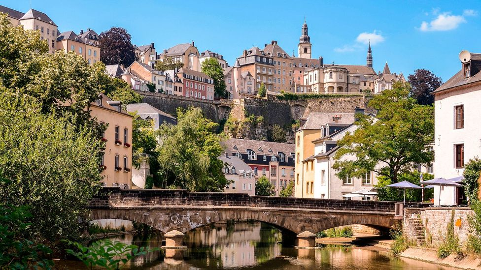 Luxembourg City (Credit: Getty Images)
