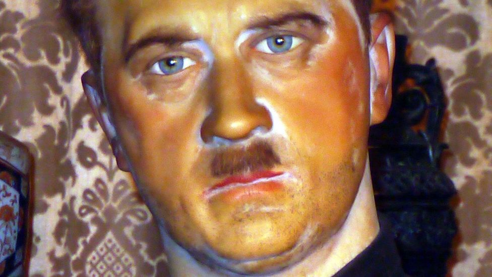 The House of Wax Museum in Norfolk, UK closed in 2014 – after acquiring cult status for 'the world's worst waxworks', including one of Adolf Hitler (Credit: Rex Features)