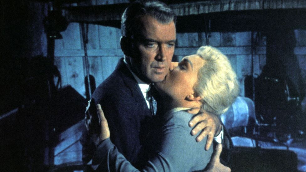 """In 1958 the New York Times described Vertigo's plot as """"devilishly far-fetched"""" – but is it now? (Credit: Alamy)"""