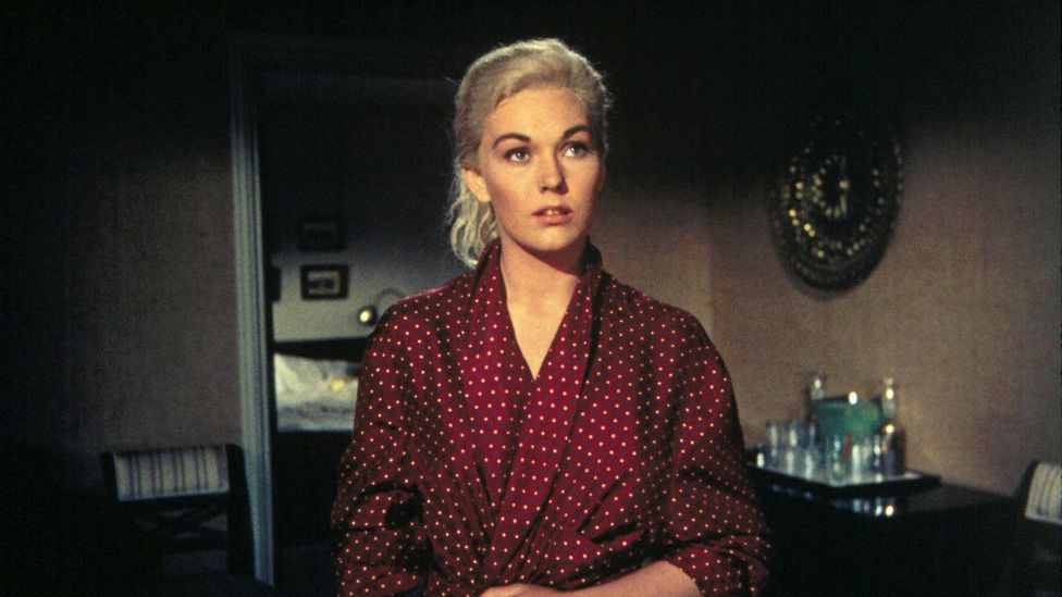 The makeover scenes are seen as evidence of the director's desire to have every actress fit his ideal mould – the 'Hitchcock blonde' (Credit: Alamy)