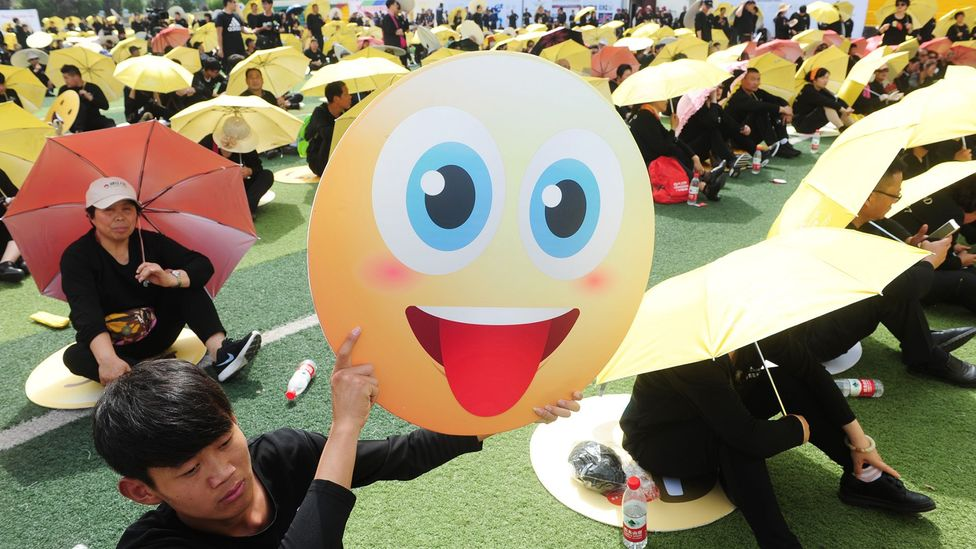 Emoji have become a core part of 21st Century communications, but many nations feel their cultures aren't well-represented (Credit: Getty Images)
