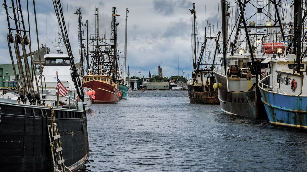 New Bedford, Massachusetts, was once the wealthiest city per capita in North America (Credit: Posnov/Getty Images)