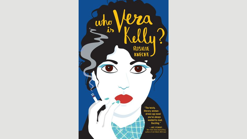 Rosalie Knecht, Who Is Vera Kelly?