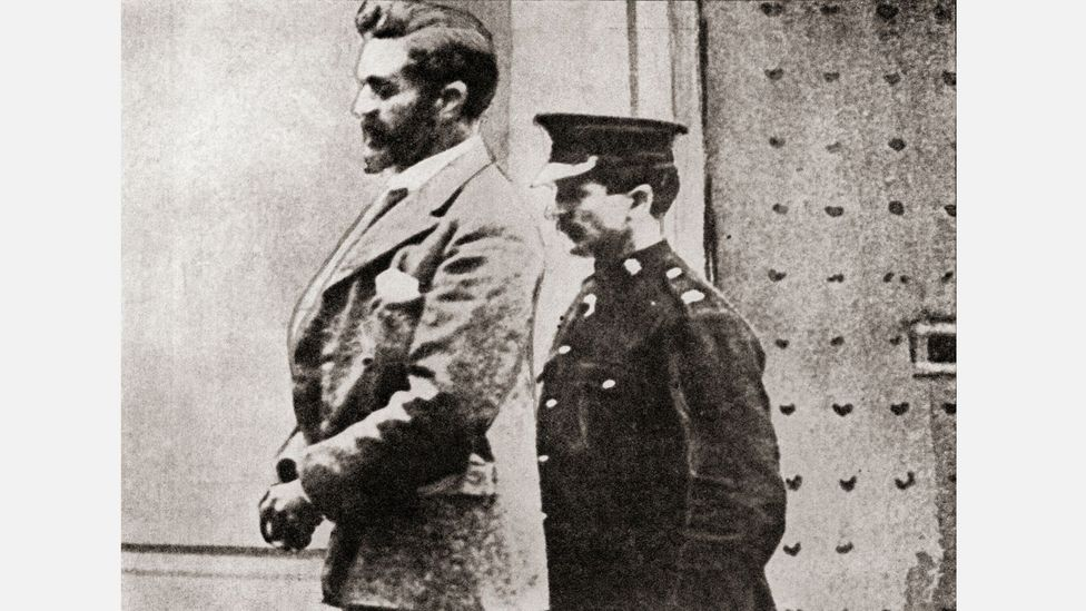 Roger Casement, an Irish nationalist, was hanged in 1916 (Credit: Getty Images)