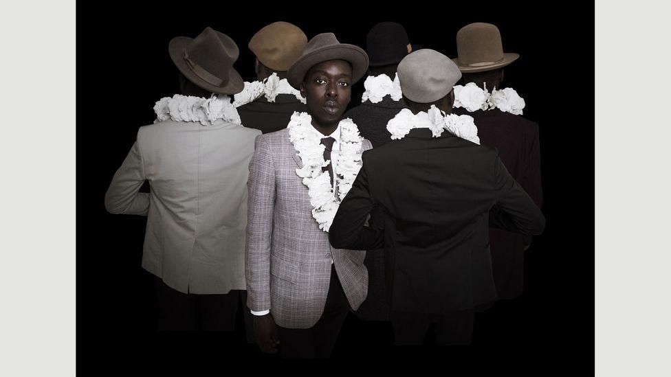 Omar Victor Diop, Selma 1965, from Liberty (2016). (Credit: Omar Victor Diop / MAGNIN-A)