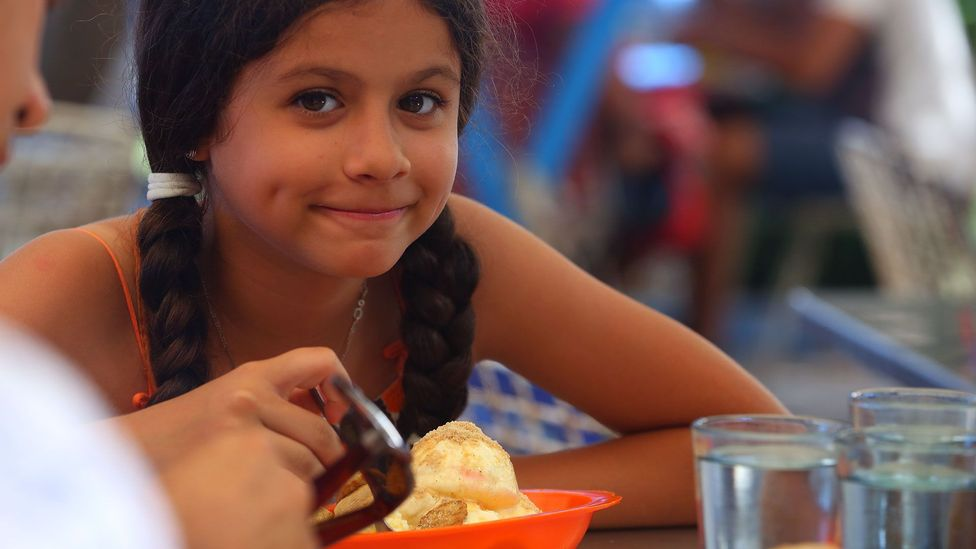 Parque Coppelia's one-peso scoops guarantee a sweet indulgence at little cost (Credit: Christopher P Baker)