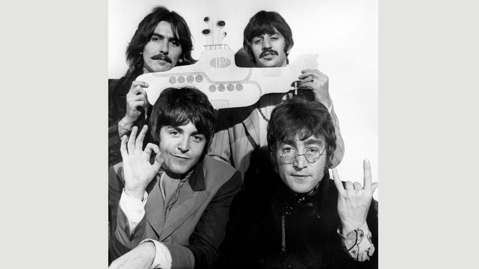 The Beatles hadn't liked an animated series based on them that was produced in the US and aired from 1965-67 so they thought this film might be sub-par (Credit: Press Association)
