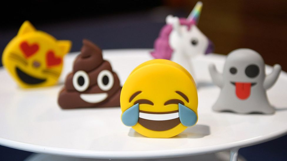 Emoji are less of a problem than incorrect spelling and grammar, say Collier and Day (Credit: Getty Images)