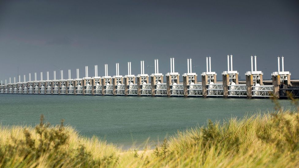 How the Netherlands keeps water at bay