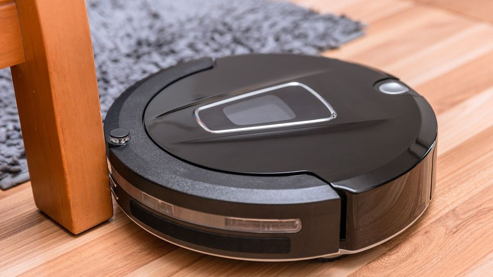 Robotic vacuum cleaners already exist (Credit: Getty Images)