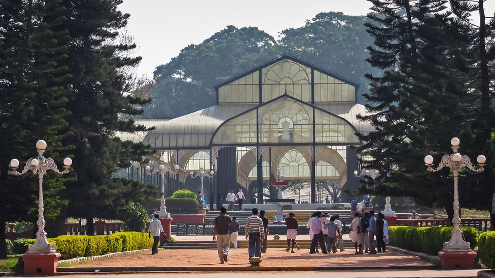Bengaluru's Lalbagh Botanical Gardens is a treasure in a city that is one of the fastest growing in Asia (Credit: Mariellen Ward)