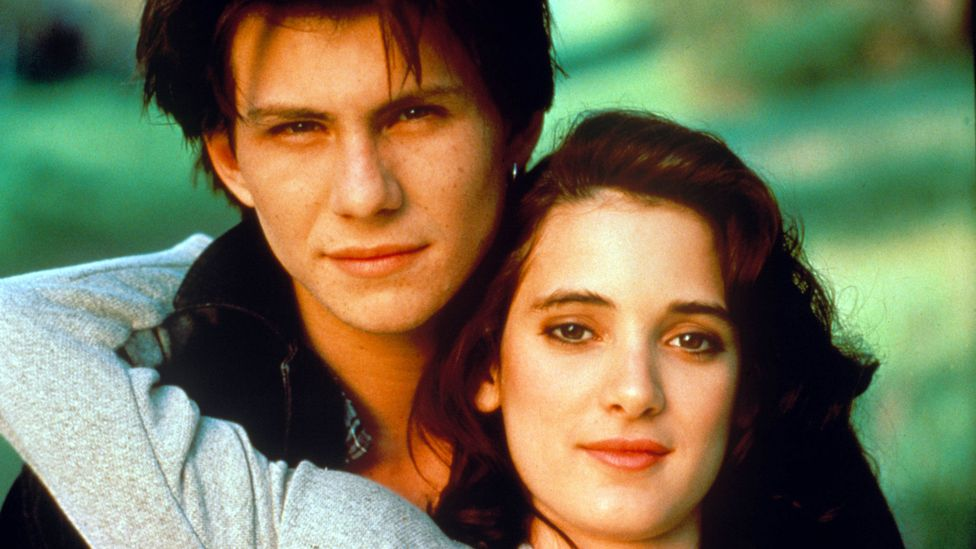 Christian Slater and Winona Ryder (Credit: Alamy)