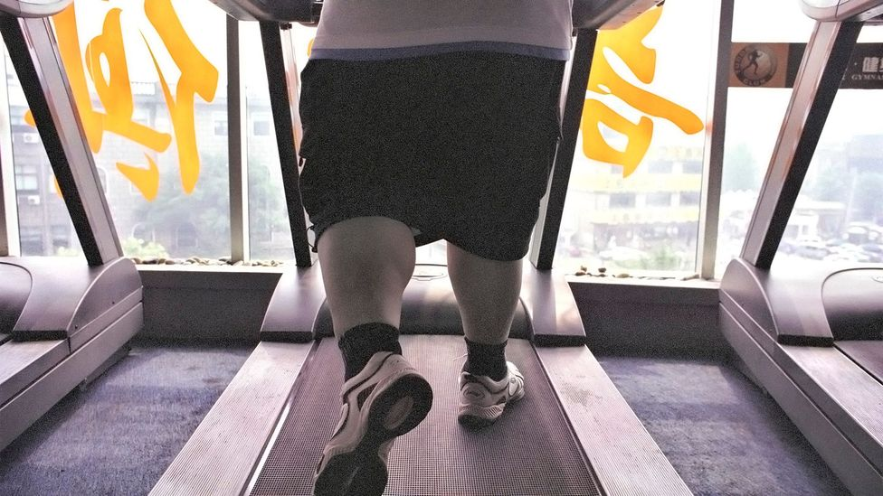 A UK study found overweight people were considered lazy and less intelligent, and this bias affected their job prospects (Credit: Getty Images)