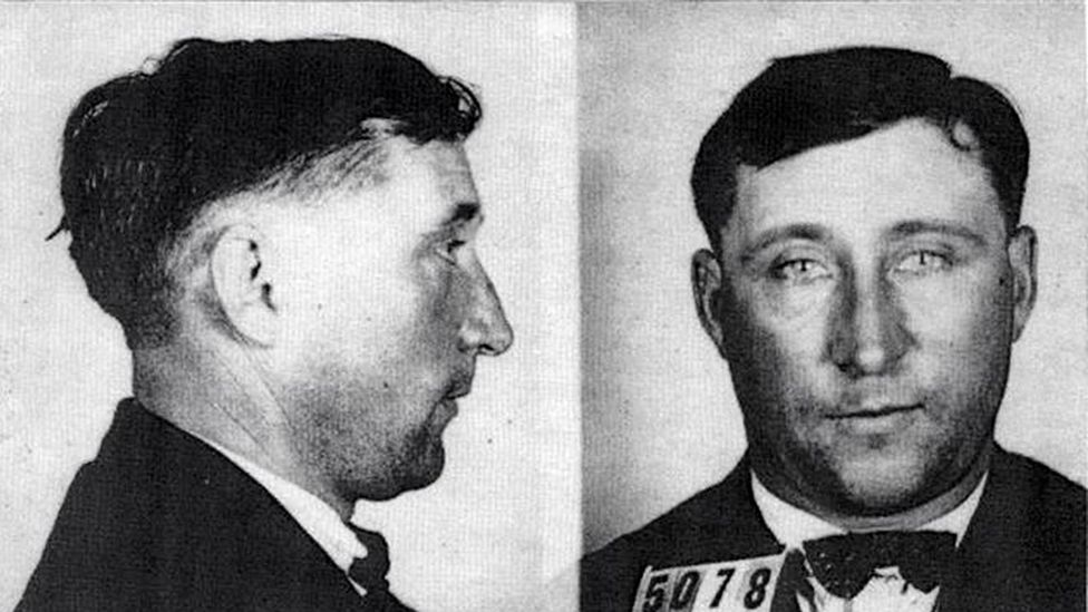 Harry Powers was hanged for killing women for their money after answering their personal ads in newspapers (Credit: Alamy)