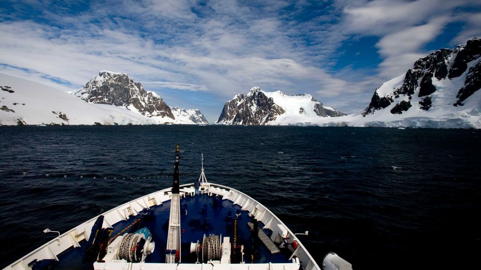 Any scientist or explorer visiting Antarctica knows that they could be at risk (Credit: Getty Images)