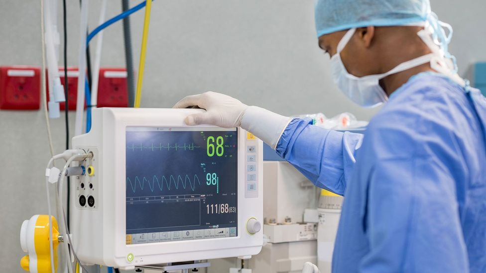 Doctors can develop 'alarm fatigue' meaning that they fail to notice when a patient is in danger (Credit: Getty Images)