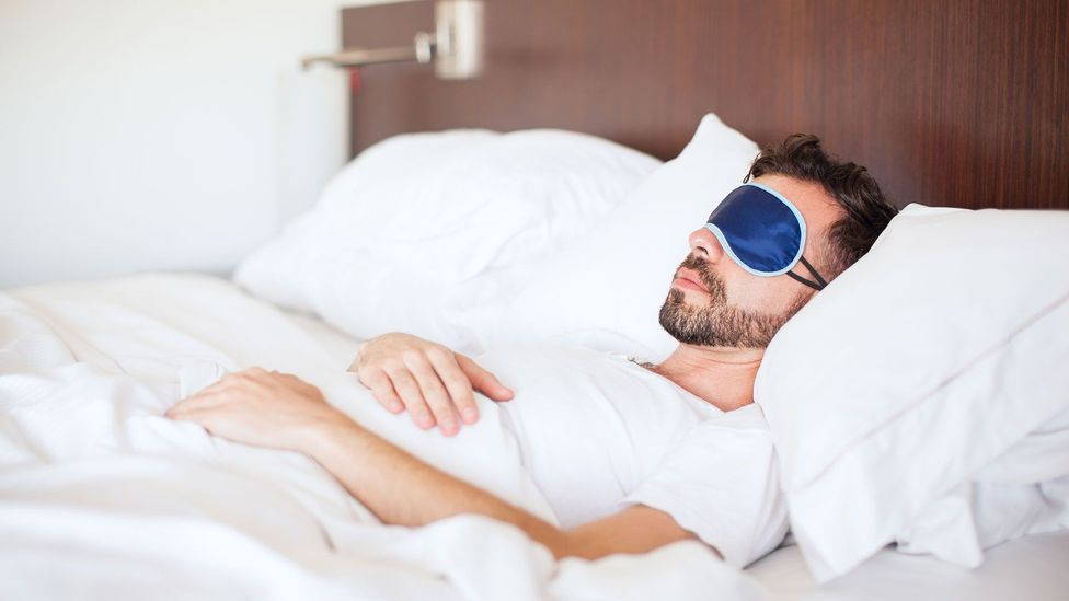 Blocking out light can help you sleep – and function – better (Credit: Getty Images)