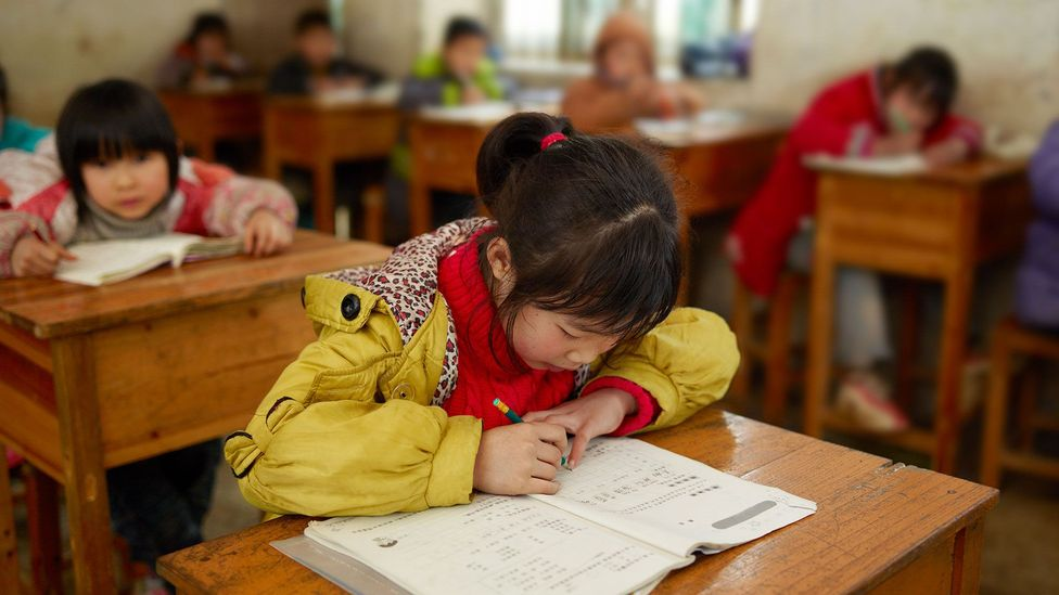 Children's ability to learn so rapidly may stem from the fact that they have more slow-wave sleep (Credit: Getty Images)