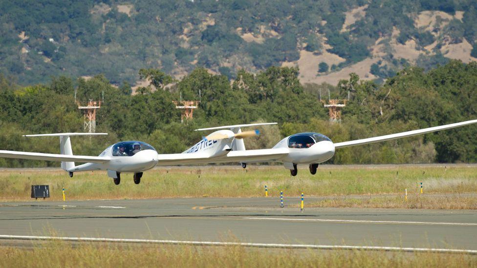 Slovenia's Pipistrel has built a range of electric-powered light aircraft (Credit: Alamy)