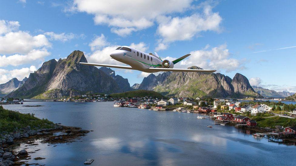 Zunum Aero airliner concept (Credit: Zunum Aero)