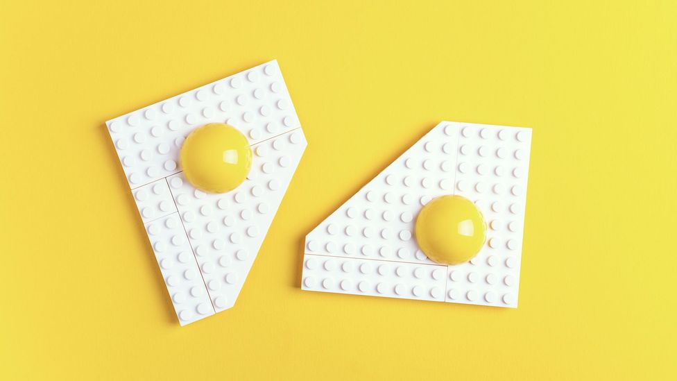 Women on some types of contraceptive pill are better at mentally rotating objects, which men tend to be better at (Credit: Getty Images)