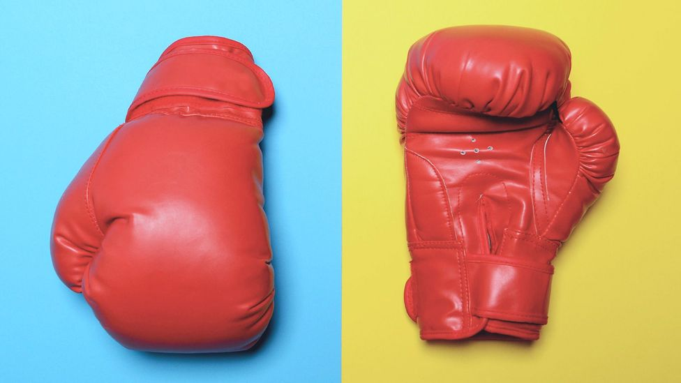 The hormone used by the pill is a close relative of an androgen that male boxers have used for doping (Credit: Alamy)