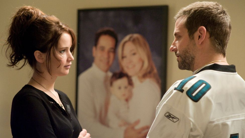 Silver Linings Playbook is notable for not showing mental illness as scary or worthy of stigma while still highlighting the value of mental health treatment (Credit: Alamy)