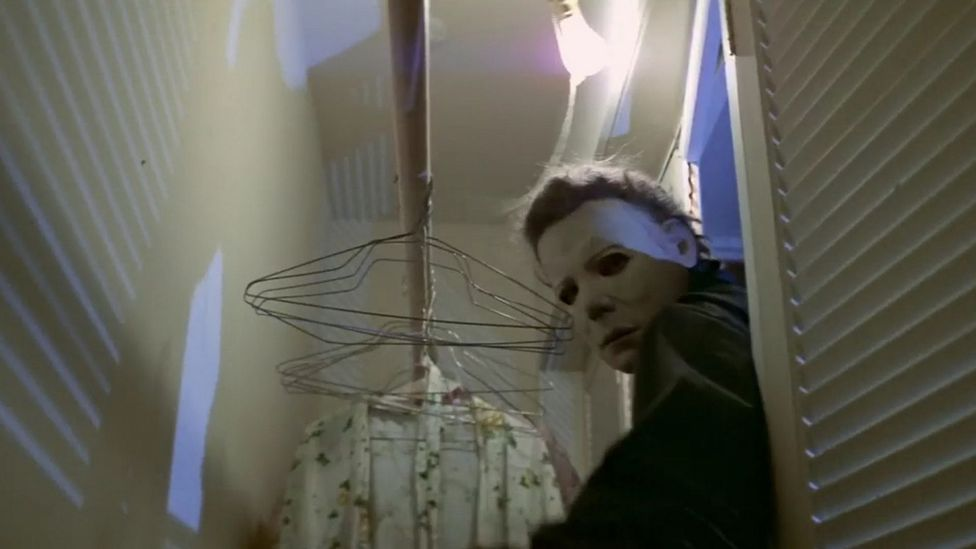 The meeting of the supernatural and someone with profound psychosis is best represented by Halloween villain Michael Myers, who seems to be nearly immortal (Credit: Lionsgate)