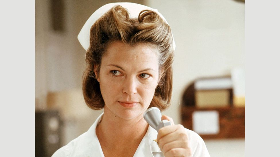 One Flew Over the Cuckoo's Nest depicted a hellish facility for the mentally ill – epitomised by the villain Nurse Ratched (Credit: United Artists)