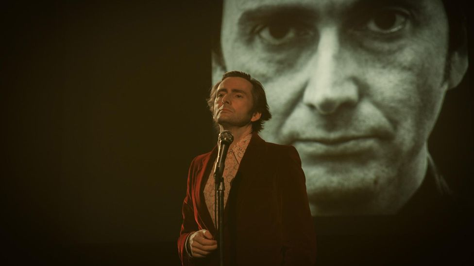 The new film Mad to Be Normal is a biopic of RD Laing, a Glasgow psychologist who had unconventional ideas about treatment for mental illness (Credit: GSP Studios International)