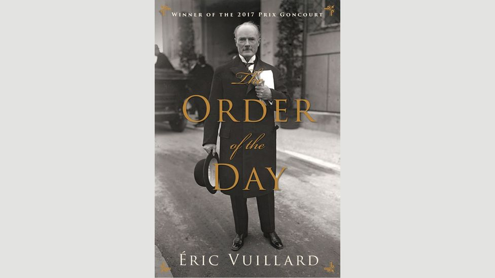 Eric Vuillard, The Order of the Day