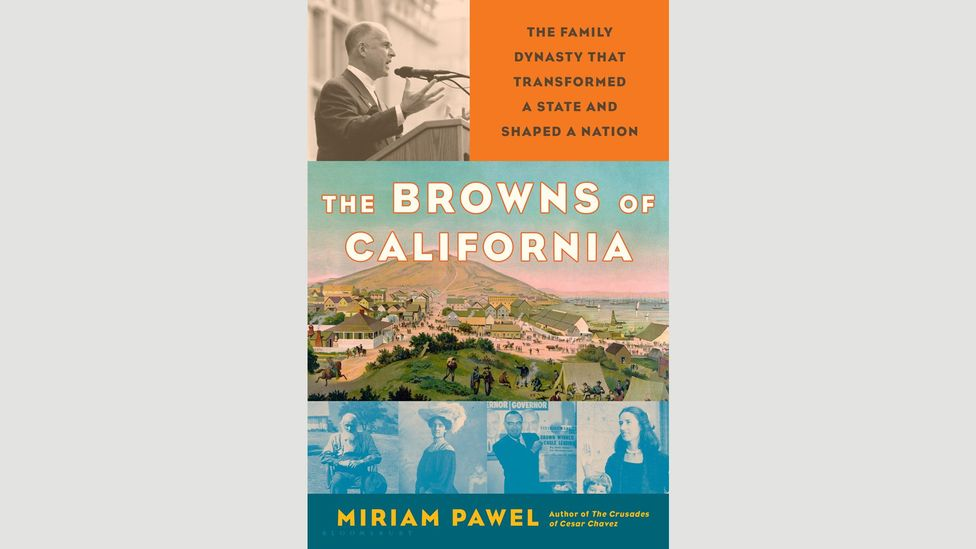 Miriam Pawel, The Browns of California