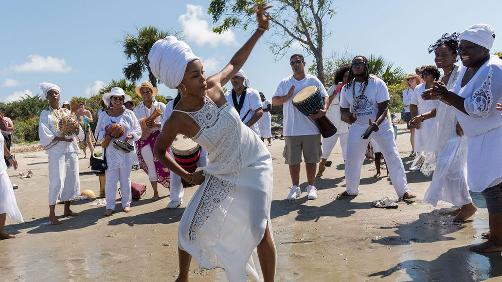 The Gullah Geechee and their culture are at risk as climate change threatens the coastal areas where they live (Credit: Richard Ellis/Alamy)