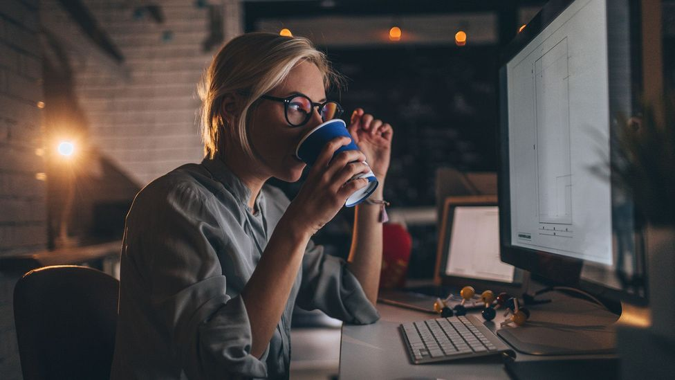 Coffee: helping people stay on task for centuries (Credit: Getty Images)