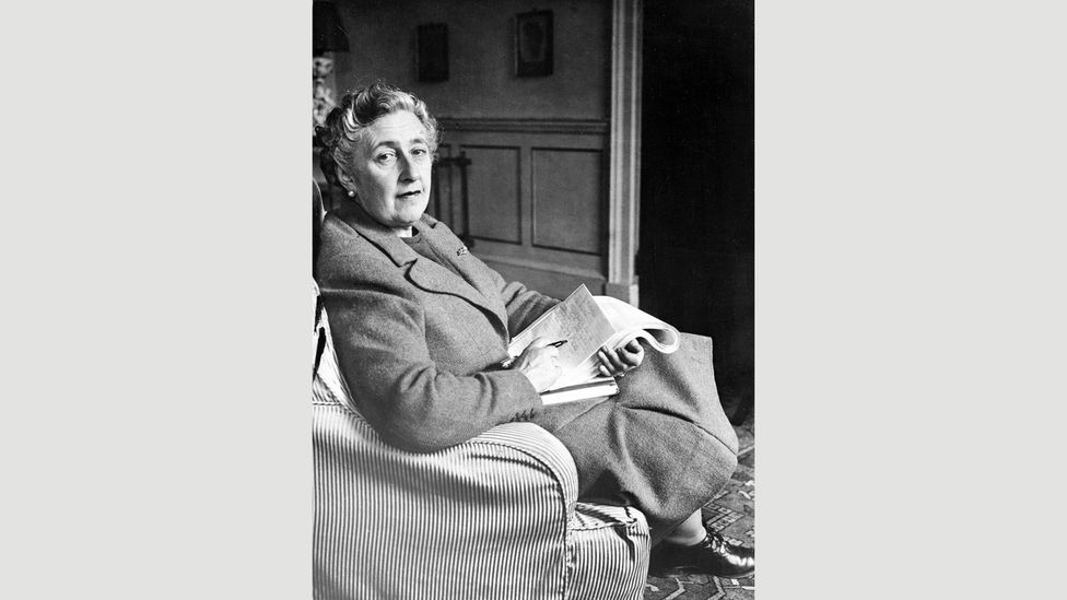 The enduring characters in Christie's novels have shaped the international understanding of Englishness (Credit: AFP/Getty)