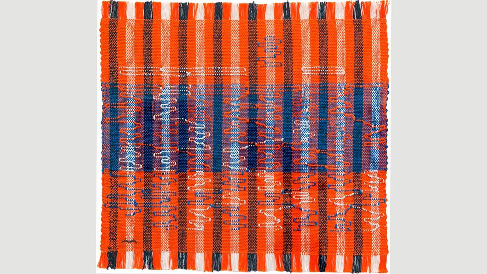 Anni Albers' weaving was hugely innovative, even though it was not her first choice of design medium (Credit: The Josef and Anni Albers Foundation/ Artists Rights Society ARS)