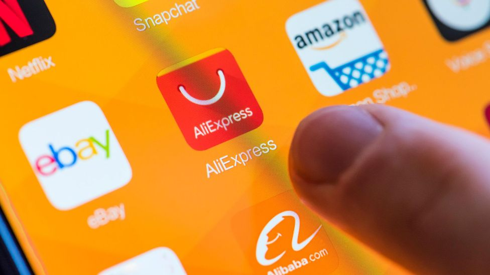 Alibaba recently announced that it is using AI to generate listings copy (Credit: Alamy)