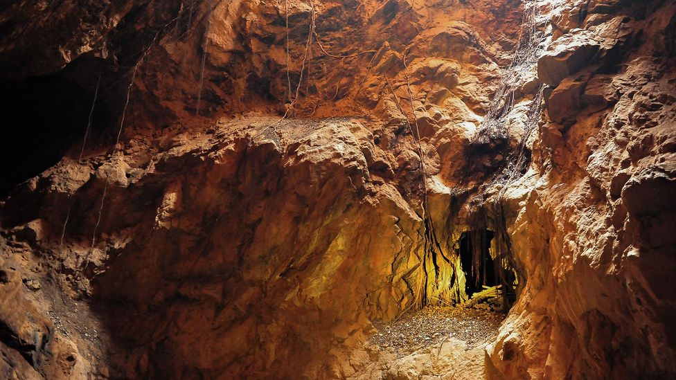 Golden Quarry in South Africa is believed to be the world's richest gold mine