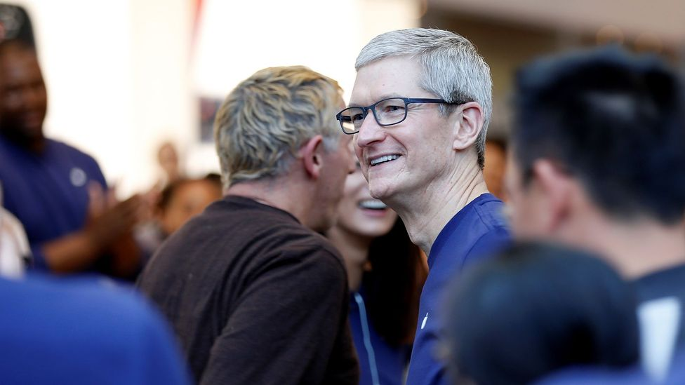 Apple CEO Tim Cook and other wealthy, successful people make a point of getting up ridiculously early (Credit: Getty Images)