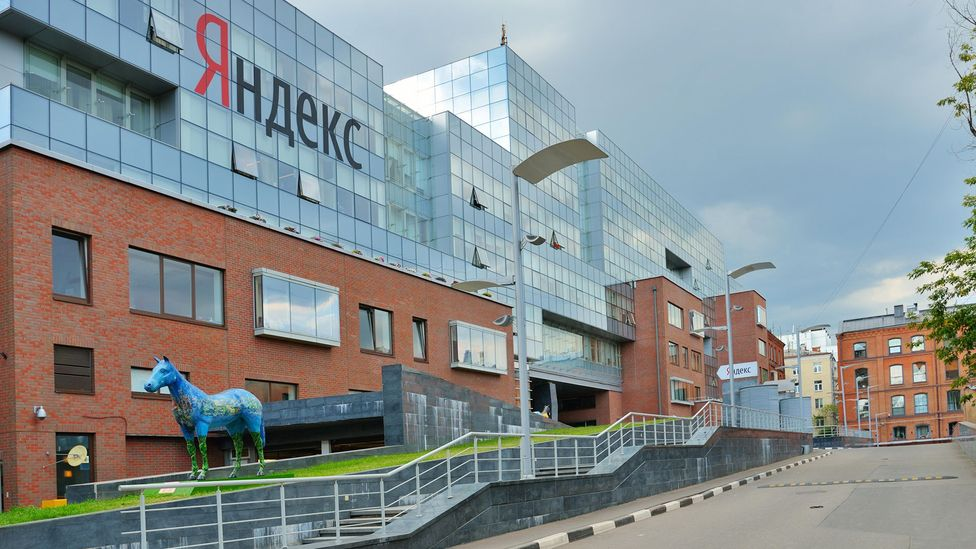 Yandex has grown from a tiny search engine into one of the web's major players (Credit: Alamy)