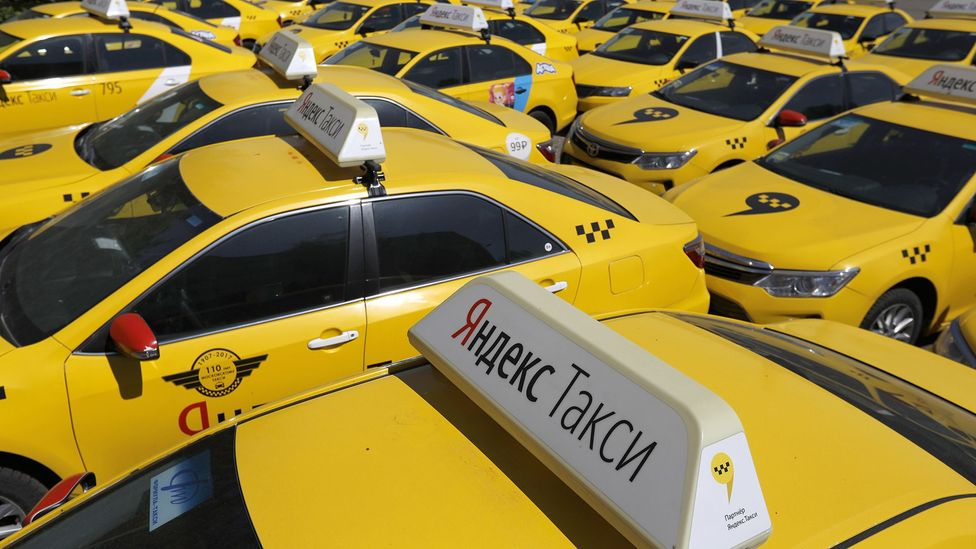Could Yandex taxis soon be coming to more countries in Europe? (Credit: Getty Images)